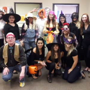 American Fall Holidays - Halloween Costumes