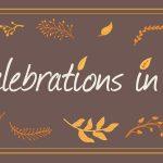 Fall Celebrations in Dallas