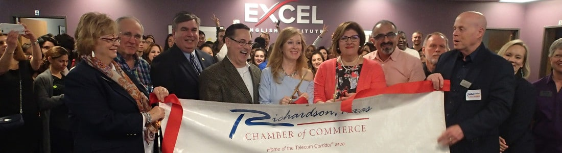 Excel English Institute's Grand Opening