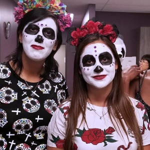 Halloween at Excel English Institute - 2018