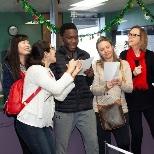 Holiday Celebrations At Excel English Institute