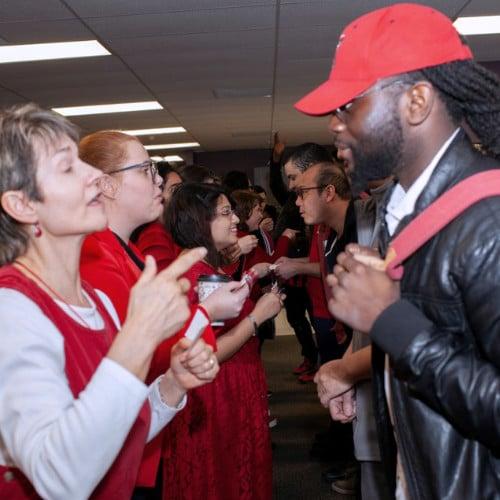 Valentines Day ESL Games: Conversation Line