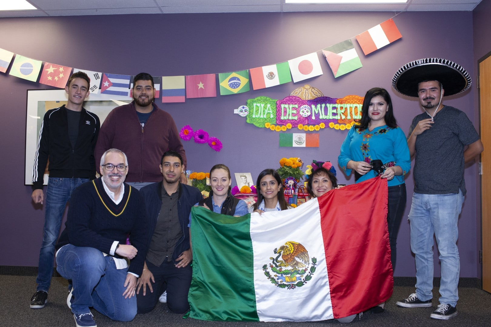 Student Events - International Day 2019