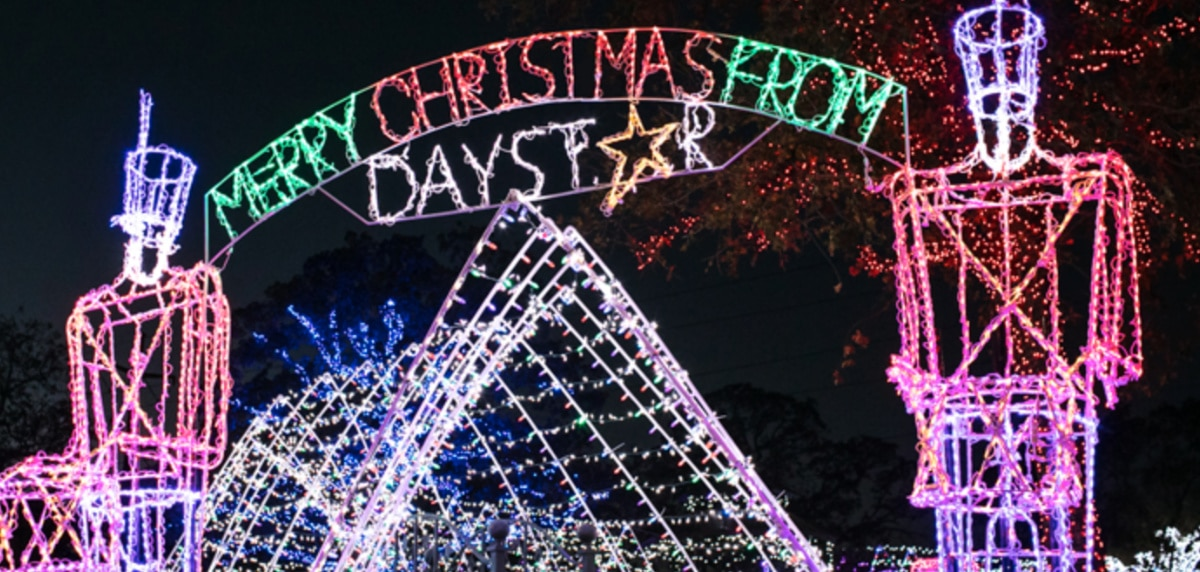 Daystar | Christmas Lights