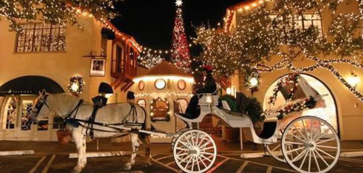 Highland Park | Carriage Ride