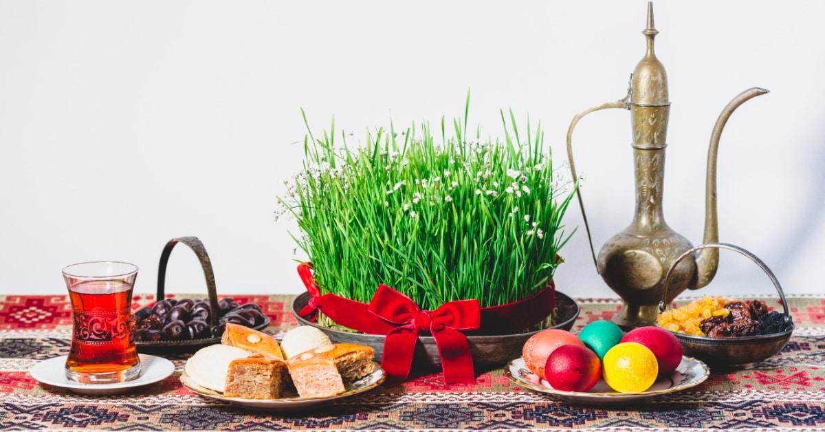 Nowruz - Haft Sin Table
