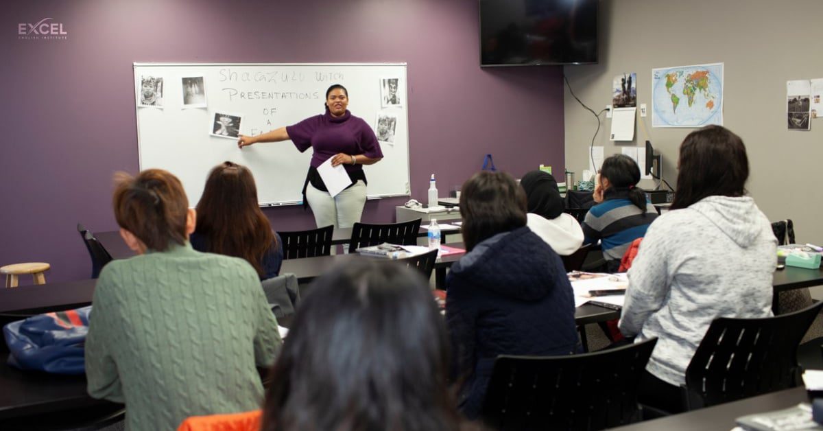 Adult English Classes   Excel English Institute